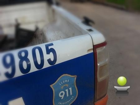 TIENE 15 AÑOS E INTENTO ROBAR CON UN CUCHILLO Y FUE APREHENDIDO POR LA POLICIA