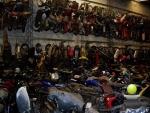 OPERATIVOS DE TRANSITO EN LOS PRIMEROS DIAS DEL MES. 14 MOTOS SECUESTRADAS