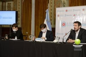 LA PROVINCIA PRESENTÓ SEIS MEDIDAS DE IMPULSO PARA COMERCIOS, PYMES Y AGROINDUSTRIAS