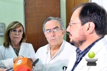 AVANCES  Y  MEJORAS EN EL  HOSPITAL MUNICIPAL SAN LUIS