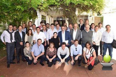 FONDO Y POLITICAS EDUCATIVAS: INTENDENTES RADICALES CON EL MINISTRO SANCHEZ ZINNY