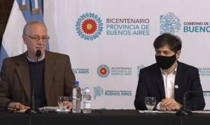 KICILLOF ANUNCIÓ EL RESCATE FINANCIERO DE CLÍNICAS PRIVADAS