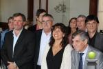 EL INTENDENTE VICENTE GATICA ESCUCHO DE LA MINISTRA ZULMA ORTIZ  DETALLES SOBRE EL SAME PROVINCIA