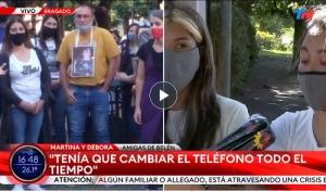 EL DESGRACIADO FALLECIMIENTO DE BELEN SAN ROMAN FUE TEMA DE LA SEÑAL DE CABLE  TN