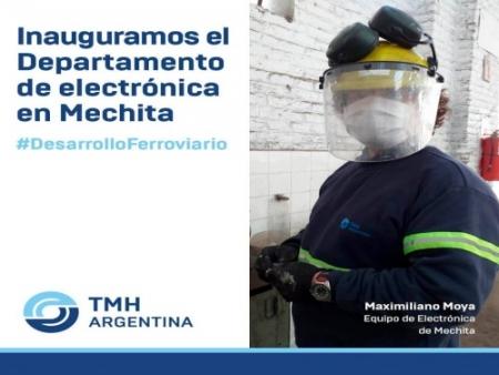 TMH EN MECHITA SIGUE AMPLIANDO SU CAPACIDAD OPERATIVA