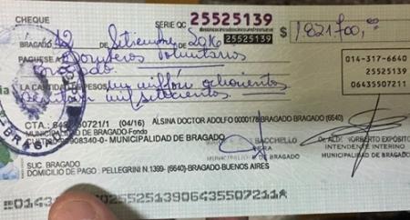 ACLARACION DE BOMBEROS SOBRE EL VERDADERO VALOR DE LA ESCALERA MECANICA RECIENTEMENTE ADQUIRIDA