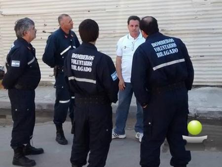 FIN DE SEMANA DE GRAN ACTIVIDAD PARA BOMBEROS VOLUNTARIOS DE BRAGADO.