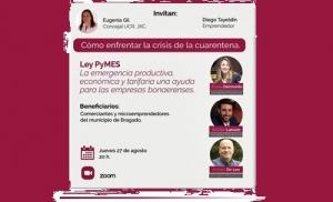 COMO ENFRENTAR LA CRISIS DE LA CUARENTENA: LEY DE EMERGENCIA PRODUCTIVA