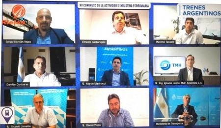 """TMH EN LATINRIELES 2020: EL SECTOR PÚBLICO Y EL SECTOR PRIVADO BAJO EL LEMA """"EL FERROCARRIL SIGUE CONECTANDO"""""""