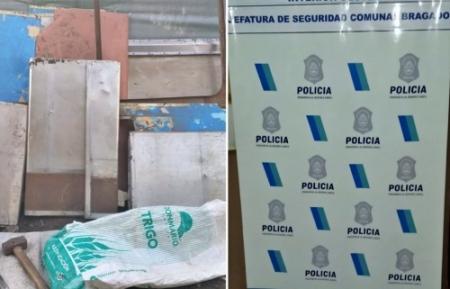 DOS PERSONAS APREHENDIDAS POR INTENTO DE HURTO EN MECHITA.