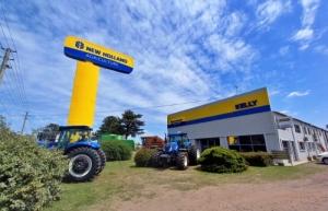 NEW HOLLAND AGRICULTURE PRESENTA A UN NUEVO CONCESIONARIO EN EL NORTE BONAERENSE