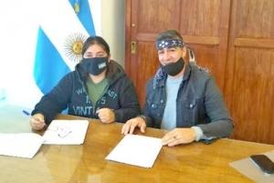 FIRMARON ACUERDOS PARA LA PROTECCIÓN DE PUEBLOS ORIGINARIOS