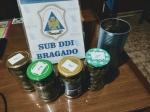 SUB DDI APREHENDIO A UN JOVEN QUE LLEGO CON DROGA EN EL TREN