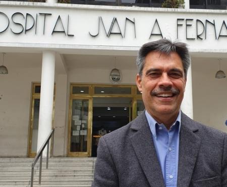 EL BRAGADENSE CARLOS DAMIN FUE RECONOCIDO COMO MAESTRO DE LA MEDICINA ARGENTINA