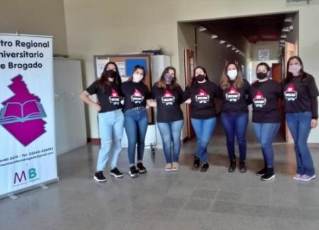 FELICITACIONES: RECIBIERON SU DIPLOMA NUEVAS PROFESIONALES EN SALUD