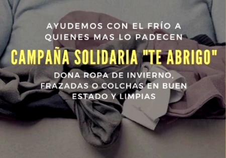 """EL CLUB DE LEONES COMIENZA LA CAMPAÑA SOLIDARIA """"TE ABRIGO"""""""