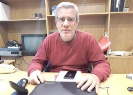 MARTIN ARTOLA SEGUIRÁ COMO PRESIDENTE DE BOMBEROS VOLUNTARIOS