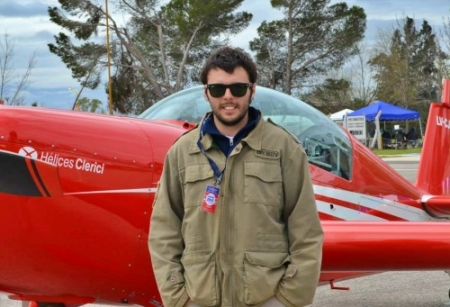 PABLO MAHMET, NUEVO PRESIDENTE DEL AERO CLUB BRAGADO