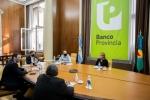 KICILLOF BUSCA DEROGAR UNA LEY Y MODIFICAR  EL RÉGIMEN JUBILATORIO DEL BANCO PROVINCIA