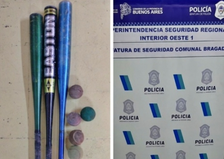 ESCLARECEN EL ROBO EN LAS INSTALACIONES DEL CEF EN EL CLUB PORTEÑO