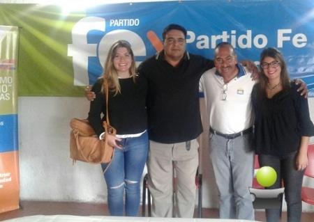 CAMBIOS EN LA CONDUCCION DEL PARTIDO FE EN BRAGADO